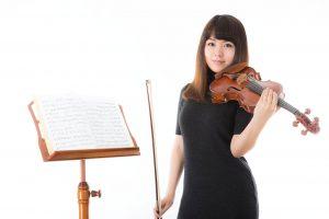 バイオリン体験レッスン